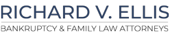 Richard V. Ellis Law Logo