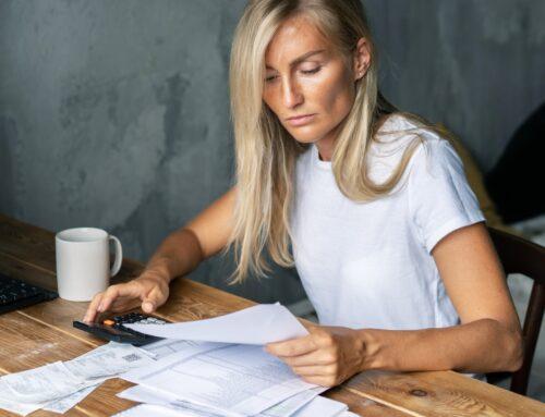 5 Warning Signs of Bankruptcy